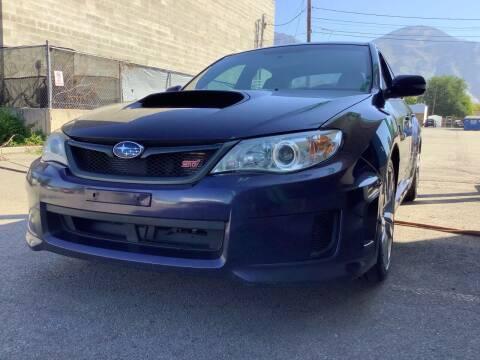 2012 Subaru Impreza for sale at Select AWD in Provo UT