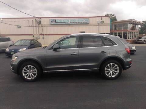 2015 Audi Q5 for sale at MR Auto Sales Inc. in Eastlake OH