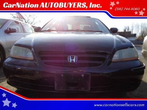 2002 Honda Accord for sale at CarNation AUTOBUYERS Inc. in Rockville Centre NY
