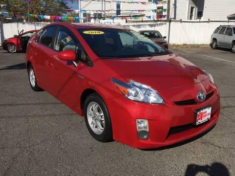 2010 Toyota Prius for sale at B & M Auto Sales INC in Elizabeth NJ