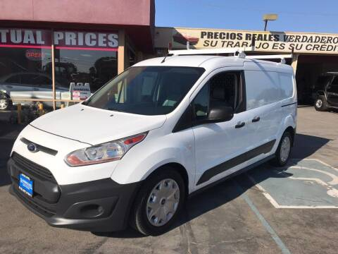 2014 Ford Transit Connect Cargo for sale at Sanmiguel Motors in South Gate CA