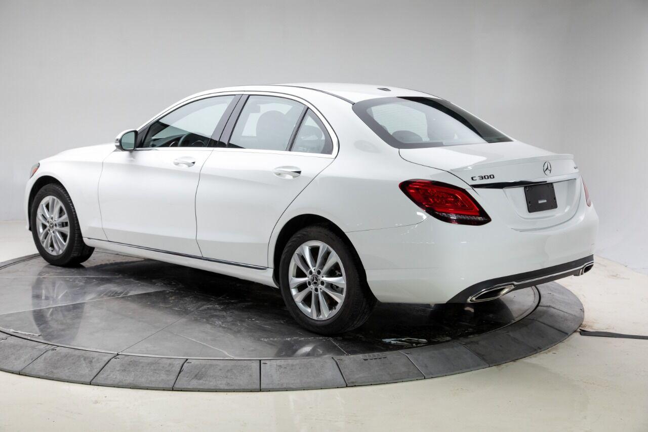 2019 Mercedes-Benz C-Class 6