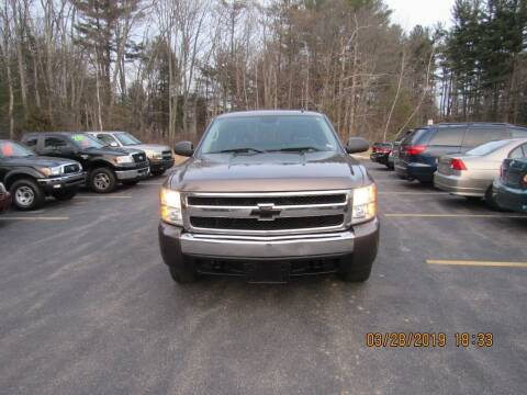 2008 Chevrolet Silverado 1500 for sale at Heritage Truck and Auto Inc. in Londonderry NH