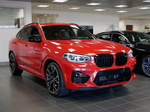 2021 BMW X4 M for sale at Park Place Motor Cars in Rochester MN
