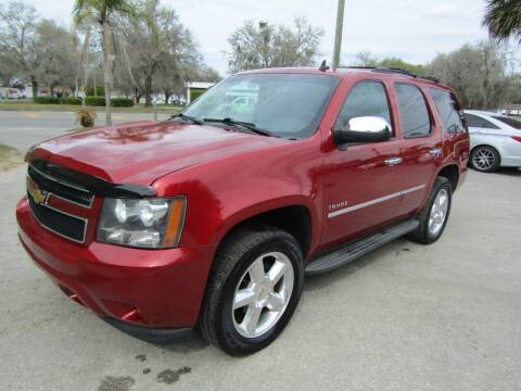 2014 Chevrolet Tahoe for sale at S & T Motors in Hernando FL