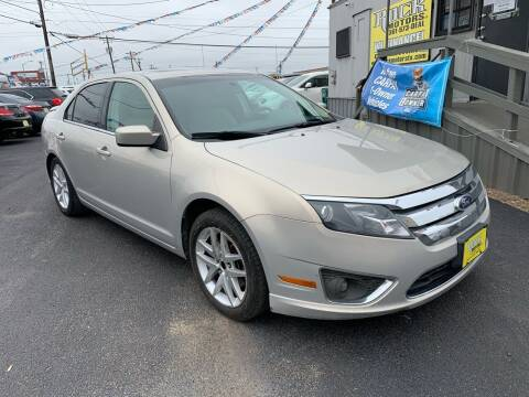 2010 Ford Fusion for sale at Rock Motors LLC in Victoria TX