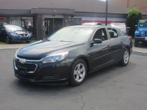 2015 Chevrolet Malibu for sale at Lynnway Auto Sales Inc in Lynn MA