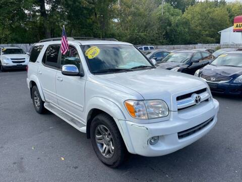 2007 Toyota Sequoia for sale at Auto Revolution in Charlotte NC