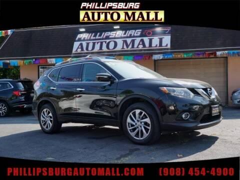 2015 Nissan Rogue for sale at Phillipsburg Auto Mall in Phillipsburg NJ