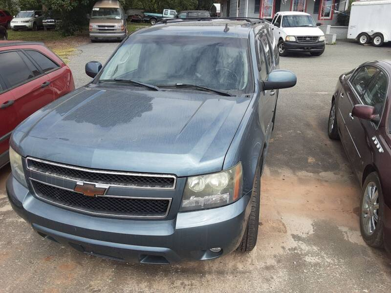 2008 Chevrolet Suburban for sale at granite motor co inc in Hudson NC