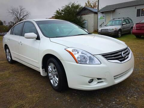 2012 Nissan Altima for sale at Cutiva Cars in Gastonia NC