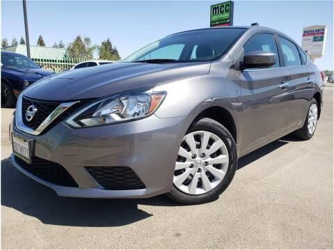 2017 Nissan Sentra for sale at MADERA CAR CONNECTION in Madera CA