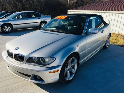 2004 BMW 3 Series for sale at R.E.D. Auto Sales LLC in Joplin MO