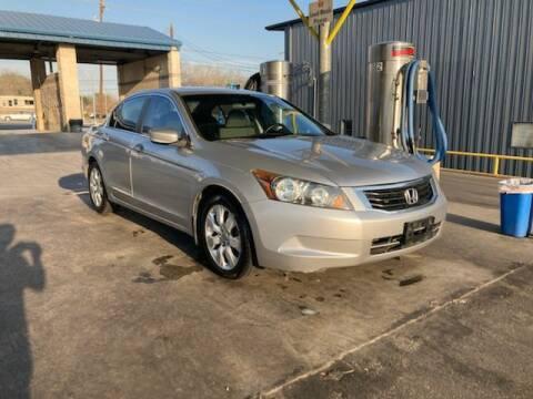 2008 Honda Accord for sale at 210 Auto Center in San Antonio TX