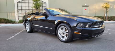 2014 Ford Mustang for sale at Alltech Auto Sales in Covina CA