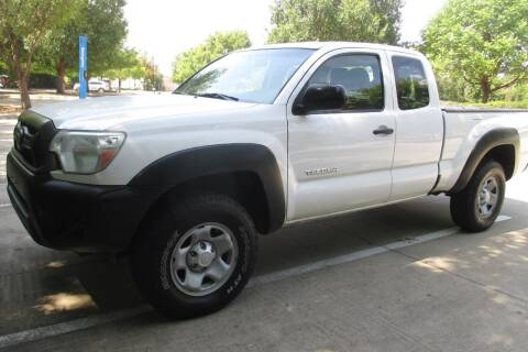 2013 Toyota Tacoma for sale at Vemp Auto in Garland TX