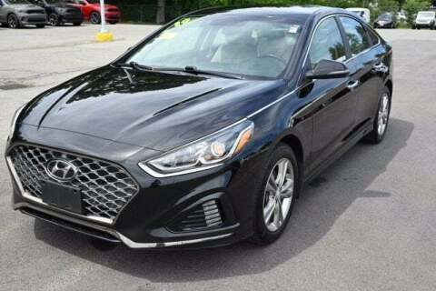 2019 Hyundai Sonata for sale at 495 Chrysler Jeep Dodge Ram in Lowell MA