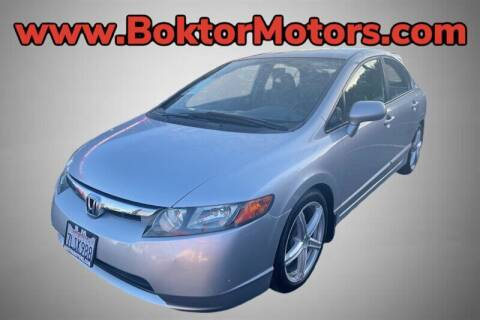 2007 Honda Civic for sale at Boktor Motors in North Hollywood CA