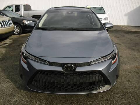2020 Toyota Corolla for sale at SUPERAUTO AUTO SALES INC in Hialeah FL