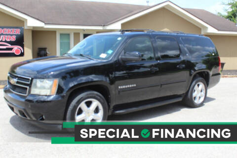 2011 Chevrolet Suburban for sale at Brocker Autos in Humble TX