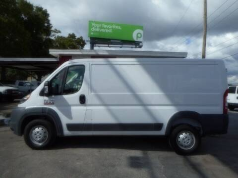 2018 RAM ProMaster Cargo for sale at Florida Suncoast Auto Brokers in Palm Harbor FL