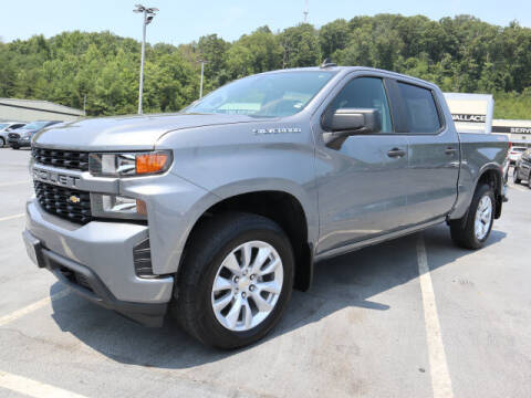 2019 Chevrolet Silverado 1500 for sale at RUSTY WALLACE KIA OF KNOXVILLE in Knoxville TN