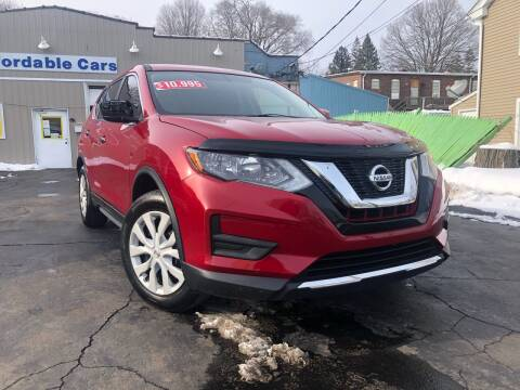 2017 Nissan Rogue for sale at Affordable Cars in Kingston NY