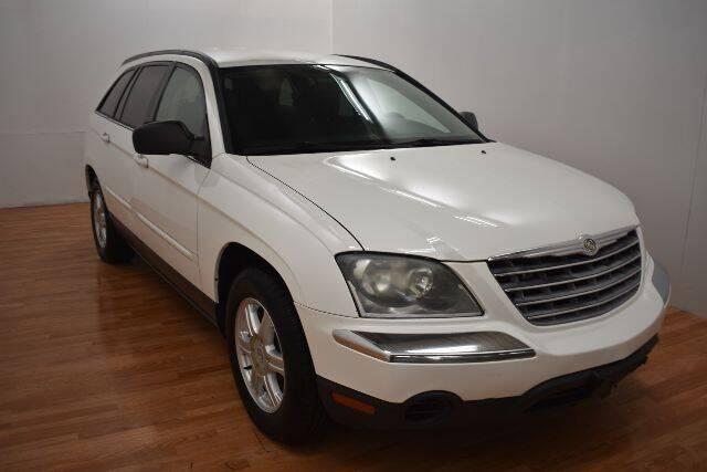 2006 Chrysler Pacifica for sale at Paris Motors Inc in Grand Rapids MI