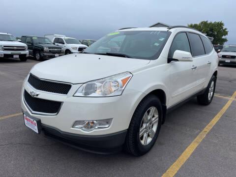 2012 Chevrolet Traverse for sale at De Anda Auto Sales in South Sioux City NE