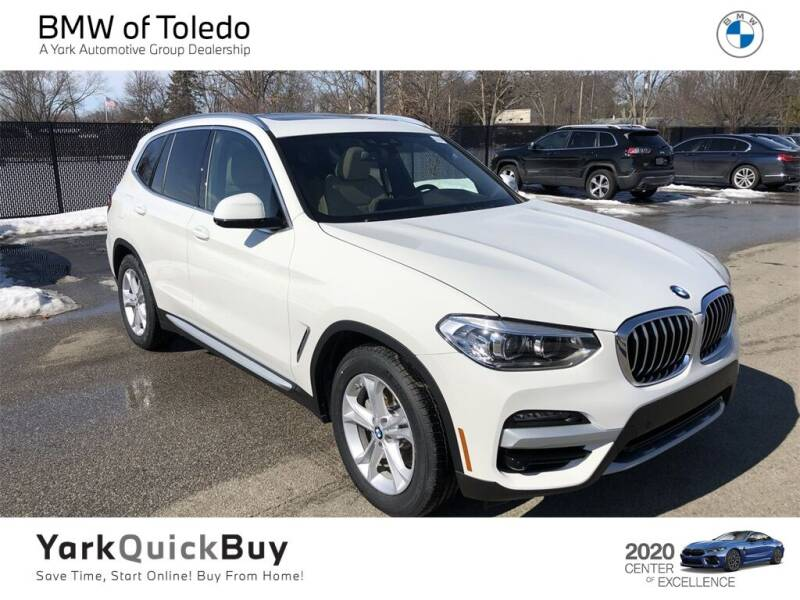 2021 BMW X3 for sale in Toledo, OH