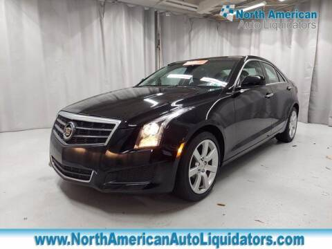 2014 Cadillac ATS for sale at North American Auto Liquidators in Essington PA