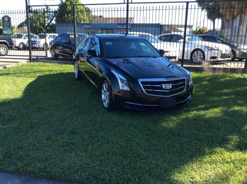 2015 Cadillac ATS for sale at Car City Autoplex in Metairie LA