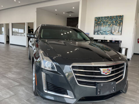 2015 Cadillac CTS for sale at Evolution Autos in Whiteland IN