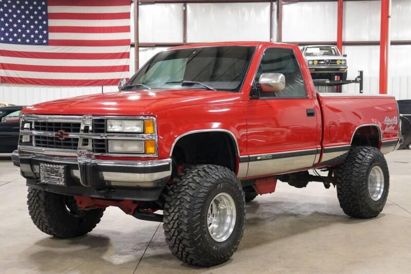 1992 Chevrolet C/K 1500 Series for sale in Grand Rapids, MI