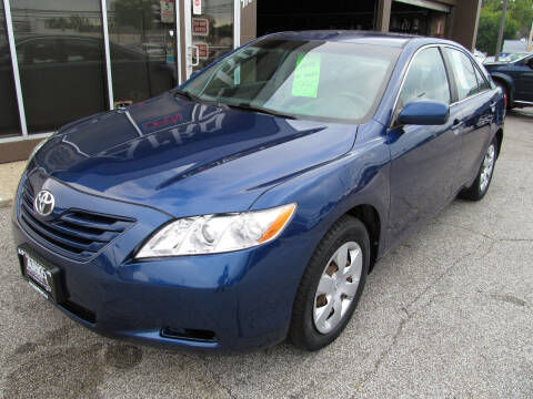 2009 Toyota Camry for sale at Arko Auto Sales in Eastlake OH