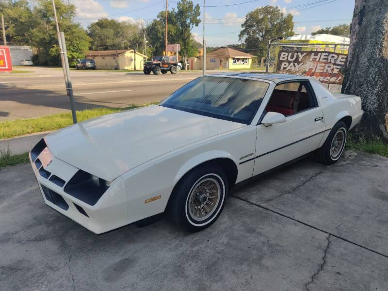 1984 Chevrolet Camaro for sale at Advance Import in Tampa FL