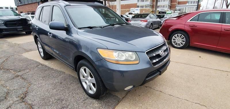 2008 Hyundai Santa Fe for sale at Divine Auto Sales LLC in Omaha NE