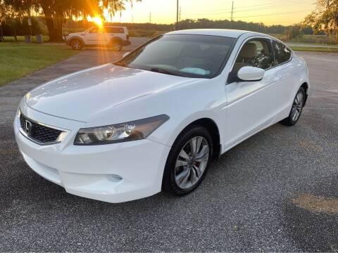 2008 Honda Accord for sale at DRIVELINE in Savannah GA