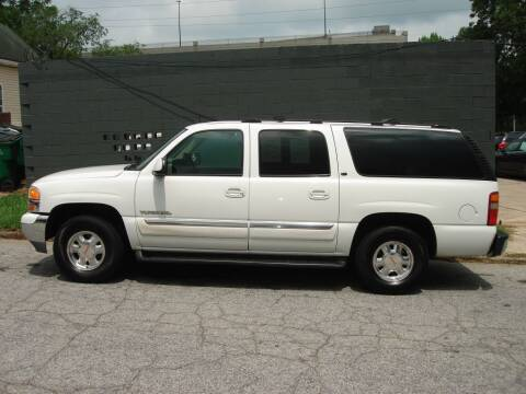 2002 GMC Yukon XL for sale at On The Road Again Auto Sales in Doraville GA