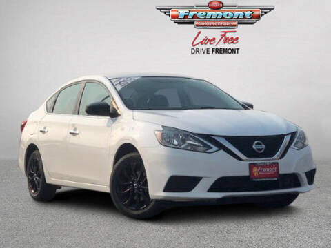 2018 Nissan Sentra for sale at Rocky Mountain Commercial Trucks in Casper WY