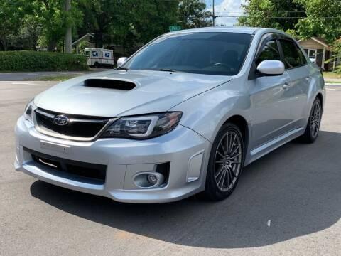 2013 Subaru Impreza for sale at LUXURY AUTO MALL in Tampa FL