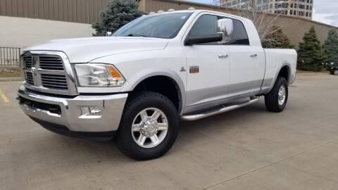 2012 RAM Ram Pickup 3500 for sale at LA Motors LLC in Denver CO