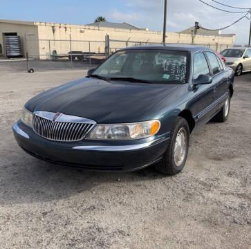 1998 Lincoln Continental for sale at Cobalt Cars in Atlanta GA
