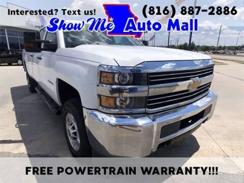 2017 Chevrolet Silverado 2500HD for sale at Show Me Auto Mall in Harrisonville MO