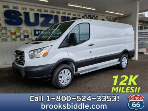2019 Ford Transit Cargo for sale at BROOKS BIDDLE AUTOMOTIVE in Bothell WA