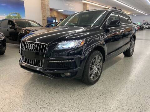 2015 Audi Q7 for sale at Dixie Imports in Fairfield OH