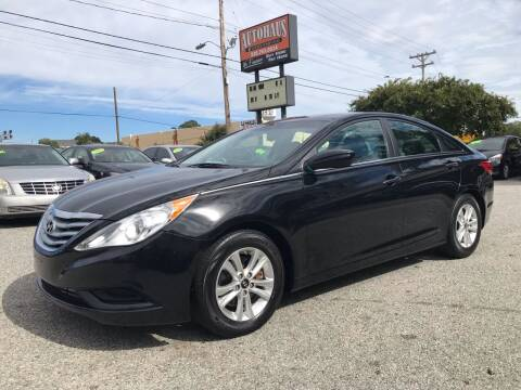 2013 Hyundai Sonata for sale at Autohaus of Greensboro in Greensboro NC