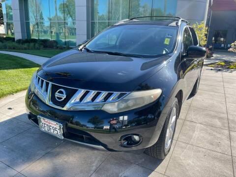 2009 Nissan Murano for sale at Top Motors in San Jose CA