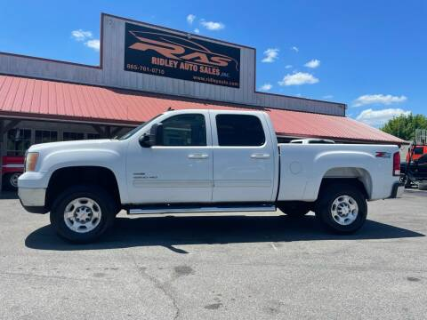 2010 GMC Sierra 2500HD for sale at Ridley Auto Sales, Inc. in White Pine TN