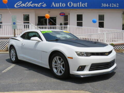 2014 Chevrolet Camaro for sale at Colbert's Auto Outlet in Hickory NC